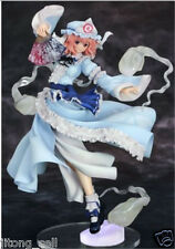 touhou project Saigyouji Yuyuko pvc figure collection gift toy figures in box