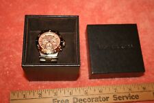 Gorgeous Michael Kors Wrist Watch Rose Color in Presentation Box All Stainless