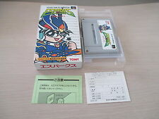 ESPARKS TOMY ACTION RPG SFC SUPER FAMICOM JAPAN IMPORT BOXED!