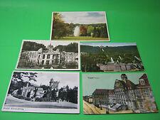 5 Stück AK Kassel & Cassel ältere Ansichtskarten Lot Konvolut Sammlung