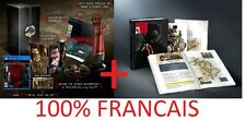 METAL GEAR SOLID 5 PHANTOM PAIN COLLECTOR + GUIDE FRANCAIS NEUF NEW SEALED PS4