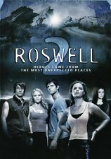 Roswell: Season 2 [6 Discs] (2009, REGION 1 DVD New) WS