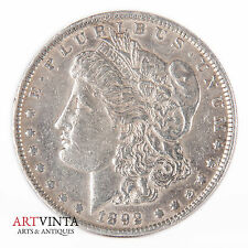 1892 O Morgan One Dollar Silver Silber Münze USA Amerika Coin Liberty VAM-5