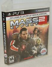 PS3 Mass Effect 2 Video Game Dark Horse Backstory Action Packed Suicide Mission