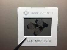Photographic Negative PATEK PHILIPPE - Ref. 5107 R / J / G - For Collectors