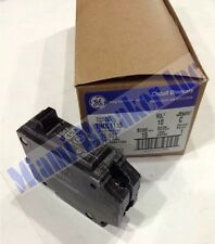 GE GENERAL ELECTRIC THQL1115 NEW CIRCUIT BREAKER 1 POLE  15 AMP 240V (Box Of 10)