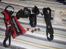 Nikon D610 with 55-300mm lens, batteries,bag BUNDLE (GREAT DEAL!!