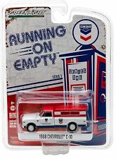 1:64 GreenLight *RUNNING ON EMPTY R1* STANDARD = 1968 Chevrolet C-10 Pickup NIP