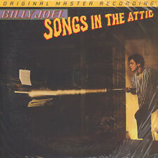 Billy Joel - Songs In The Attic (Vinyl 2LP - 1981 - US - Reissue)