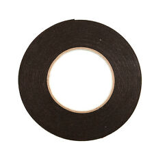 Double Sided Car Auto Truck Trim Number Plates Foam Sticky Tape Strong 9mmx10m