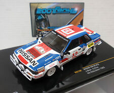 NISSAN 240 RS # 12 SHAH RALLY SAFARI 1983 1/43 IXO RAC158