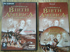 Birth of America pc game! Complete! LOOK at my other games!
