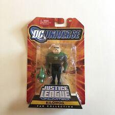 """DC Universe Justice League Unlimited Action Figure 4.5"""" Kilowog Fan Collection"""