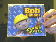 CAN WE FIX IT CD SINGLE VIDEO BOB THE BUILDER GREAT XMAS GIFT FREE UK POSTAGE!