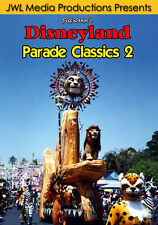 Disneyland Vintage Parade DVD Aladdin, Lion King Celebration, Hercules, Mulan