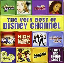 Disney Channel the Very Best: Colonna sonora / O.s.t.- CD