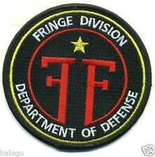 MINI FRINGE DIVISION TV SHOW UNIFORM PATCH - FRNG4