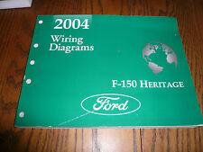 2004 Ford F-150 Heritage Wiring Diagrams - OEM