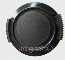 Front Lens Cap For JVC GZ-MG77 GZ-MS100 GZ-MS120 GZ-MS130 Snap-on Dust Cover