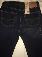 NEW Levis 505 Men's Regular Fit Jeans Size 32X30  Free Ship