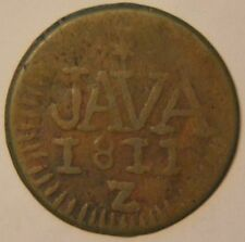 Niederländisch-Ostindien  1/2  Stuiver  1811