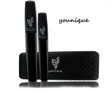 NEW Younique 3D Moodstruck Fibre Fiber Lash Mascara Black US Barcode - with BOX