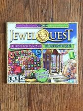 Jewel Quest The Sleepless Star & Seventh Gate PC Game BRAND NEW