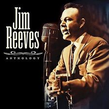 "JIM REEVES - ""JIM REEVES - ANTHOLOGY"" - RCA NASHVILLE / BMG HERITAGE 2 CD SET"