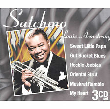FREE US SH (int'l sh=$0-$3) NEW CD : Satchmo