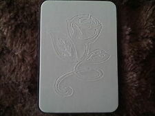 Sizzix Sizzlits FLOWER ROSE LEAVES  Medium Die Cutter Fit Cuttlebug & Big Shot