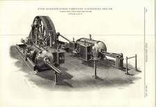 1889 400 Horse Compound Condensing Engine Hertay Phoenix Ghent
