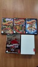 ROLLER COSTER TYCOON 2 DELUXE EDITION 3 in 1 BOX    PC SPIEL