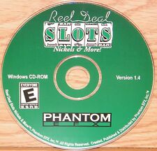 Reel Deal Slots: Nickels & More - Version 1.4 (PC) Virtual Prizes & Video Poker!