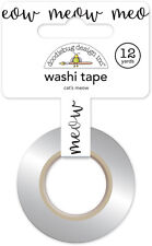 Scrapbooking Crafts Doodlebug Washi Tape Kitten Smitten Cat's Meow Repeat Words