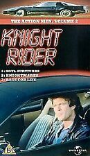 Knight Rider: Volume 2 - Soul Survivors/Knightmares/Race For Life [VHS], Good VH