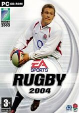 EA SPORTS RUGBY 2004, PC CD-ROM jeu.