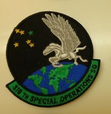 USAF PATCH, 318TH SPECIAL OPERATIONS SQUADRON