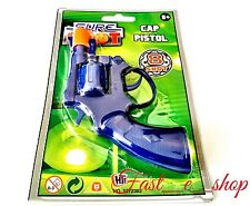 Sure Shot 8 Shot Ring Cap Toy Gun For Children Outdoor Activities