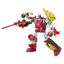 TRANSFORMERS GENERATIONS Computron combiner ACTION FIGURE-Set