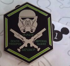 Death Trooper Imperial Guard Guns Star Wars Rogue One 2016 Disney Pin Buy 2 Save