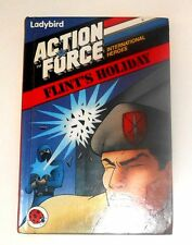 Vintage Ladybird Books - ACTION FORCE FLINT'S HOLIDAY - (F90)