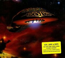 "BOSTON ""Life, Love & Hope"" Cd New Kansas Styx Stryper"