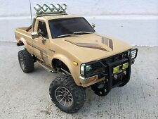 Tamiya Toyota Hilux High Lift Front Brush Guard