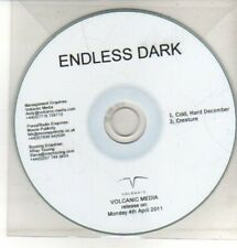 (CQ376) Endless Dark, Cold Hard December - 2011 DJ CD