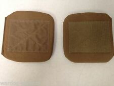 Lot of 2 USMC Hip Pads SPC MTV IMTV Military Modular Tactical Vest - Coyote Tan