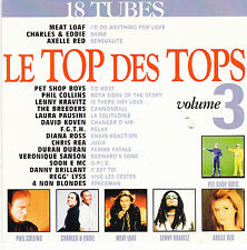 CD 18T DURAN DURAN/MEAT LOAF/LAURA PAUSINI/SANSON/DIANA ROSS/AXELLE RED/KRAVITZ