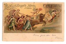 C002417   COMO    PLINIUS  GRAND  HOTEL       VG  1903