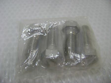 3211  Lot of 4 Ebara P/N: C1011-156-0001 Hexagon Screws; CEPOB1-FMT2060