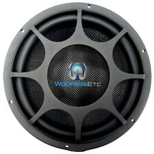 "ULTIMO SC 122 MOREL 12"" SUB 2 OHM SVC CAR AUDIO BASS SUBWOOFER SPEAKER NEW"