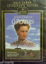 Hallmark HoF~O Pioneers!~DVD~New~Damaged Packaging~GUARANTEED TO PLAY